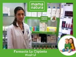 Farmacia Mama Natura - La Cigüeña (Madrid)