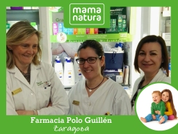 Farmacia Mama Natura Polo Guillén (Zaragoza) Farmacia Mama Natura