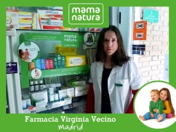 Farmacia Mama Natura Virginia Vecino (Madrid) - Farmacia Mama Natura