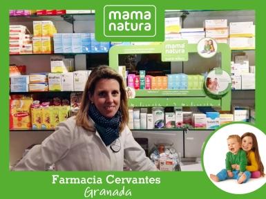 Farmacia Mama Natura - Cervantes (Granada) - Farmacia Mama Natura