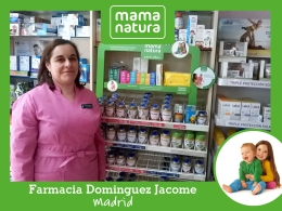 Farmacia Mama Natura - Dominguez Jacone (Madrid)