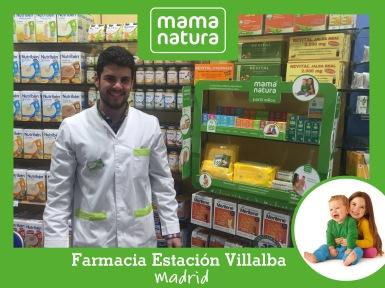 Farmacia Mama Natura - Estación Villalba (Madrid) Farmacia Mama Natura