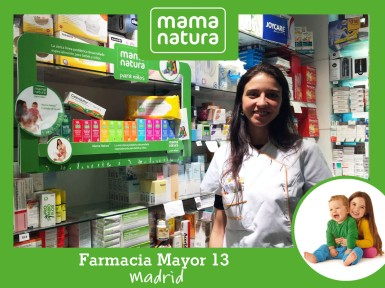 Farmacia Mama Natura - Major 13 (Madrid) Farmacia Mama Natura