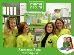 Farmacia Mama Natura - Pons (Tarragona) Farmacia Mama Natura