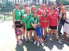 Equipos Torneo Solidario Mama Natura