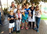 Entrega premios Torneo Solidario Mama Natura